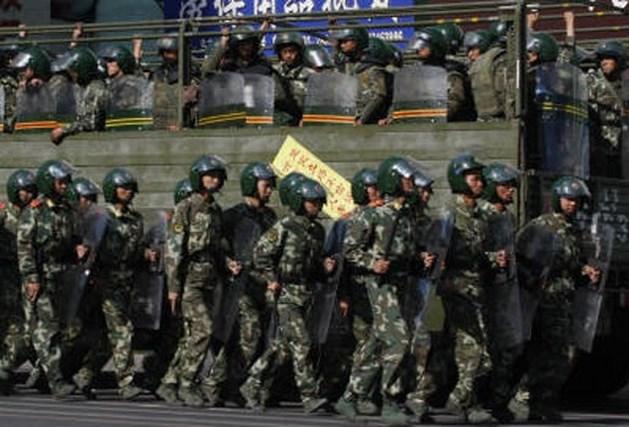 Chinese censuur laat nieuws over onlusten passeren