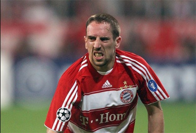 Real staakt pogingen om Ribéry binnen te halen