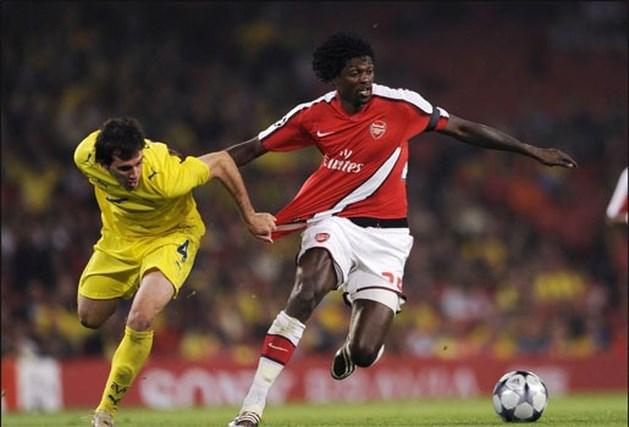 Adebayor is nieuwste aanwinst van Manchester City