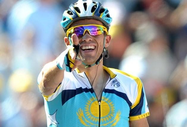 Alberto Contador grijpt de macht in de Tour