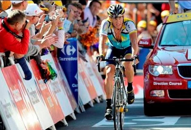 """Armstrong: """"Ik verschijn in 2010 aan de start in Rotterdam"""""""