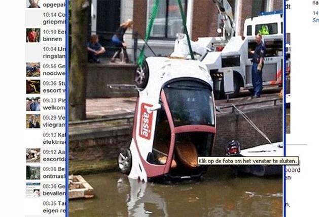 Smarts niet langer veilig in Amsterdam