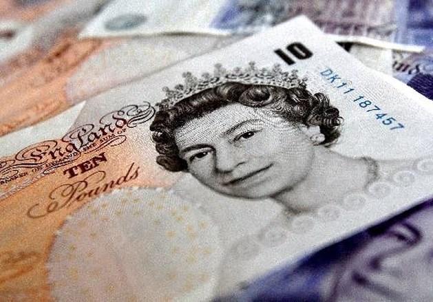 Britse economie sterker achteruit dan verwacht