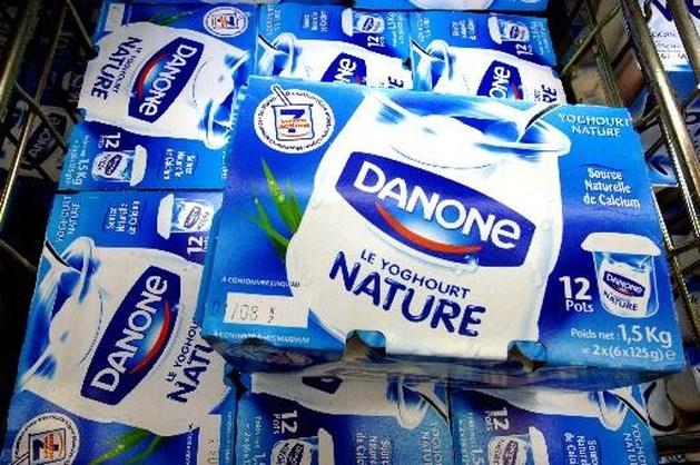 Danone profiteert van lage melkprijzen