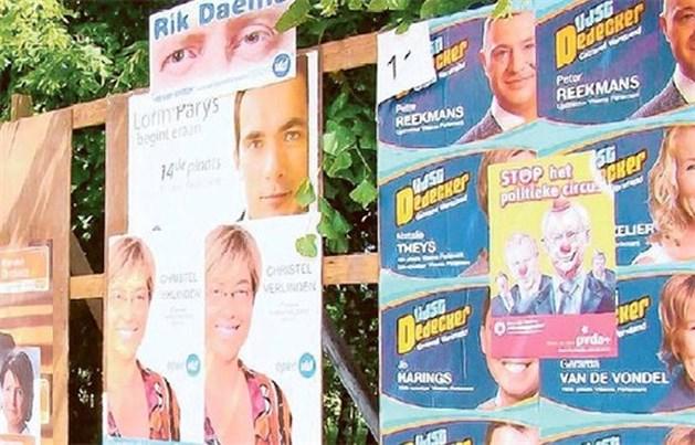 LDD eist 1.303 euro per overplakte affiche