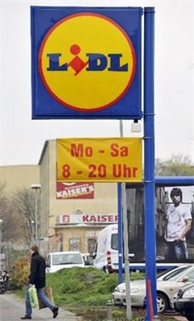 Lidl moet 36.000 euro betalen wegens misbruik personeelsgegevens