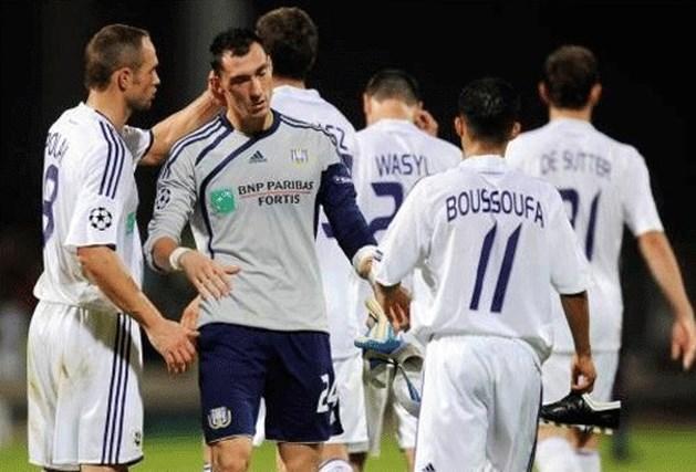 """""""Anderlecht hoort thuis in Europa League"""""""