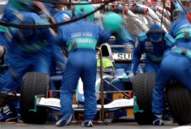 Tankverbod in Formule 1