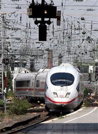 Deutsche Bahn gaat gebukt onder crisis