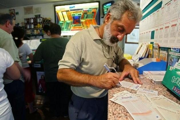Italiaanse lottokoorts blijft stijgen
