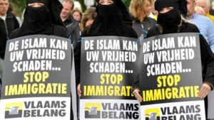 Vlaams Belang groter dan sp.a, N-VA springt over Open VLD