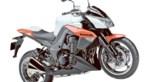 Kawasaki Z 1000: Designbom