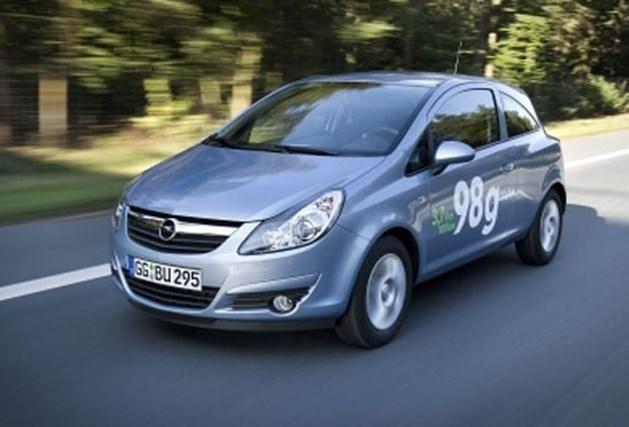 Opel Corsa ecoFLEX: slechts 3,7 l/100 km - Video