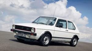 Volkswagen stopt productie van... Golf I