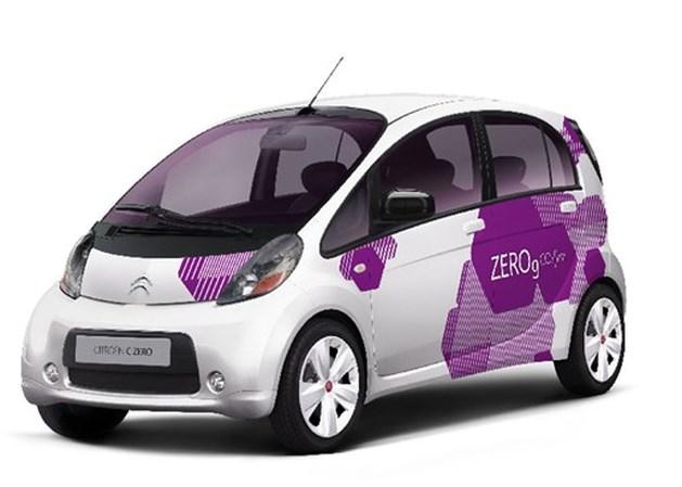 Citroën komt met 100% elektrische wagen