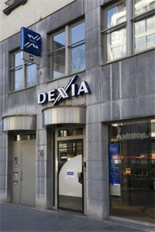Geen splitsing voor Dexia