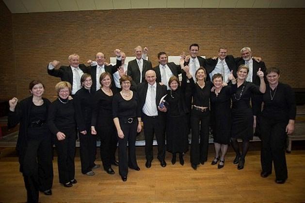 Incantatio uit Genk is  het beste Limburgse koor