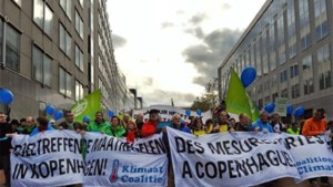 15.000 mensen doen mee aan optocht voor klimaat