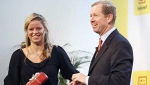 Pijnlijk: Telenet-baas verwelkomt vader van Kim Clijsters