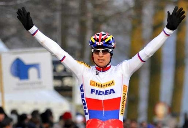 Stybar wint veldrit in Tervuren