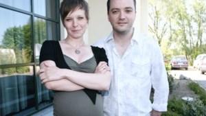 Free Souffriau en Miguel Wiels verwelkomen dochter Lola