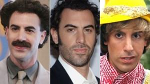 Eerste serieuze rol voor Sacha Baron Cohen in nieuwe Scorsese