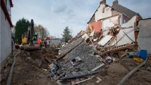 Huis ingestort in Berlaar