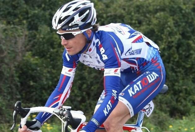 Petrov wint in Giro na val Bakelants, Porte nieuwe leider