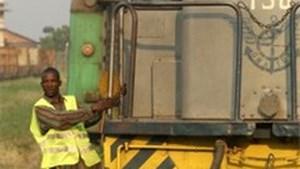 Al 76 doden bij treinongeval in Congo-Brazzaville