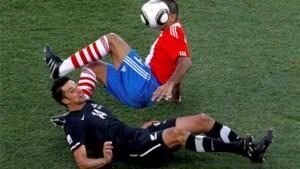 Paraguay groepswinnaar na puntendeling met Nieuw-Zeeland