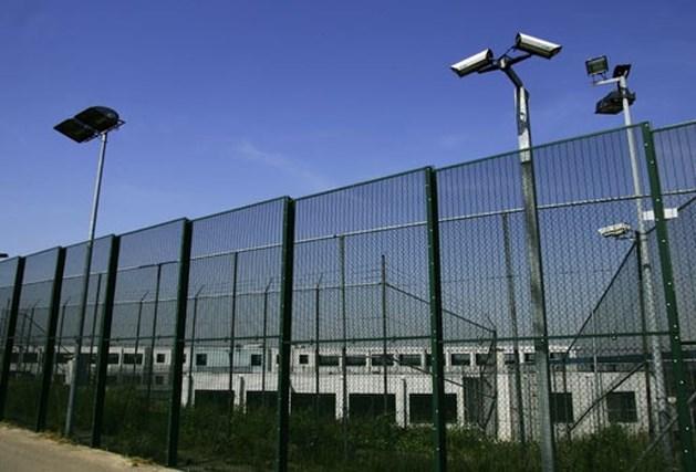 Acties aan werf vluchtelingencentrum