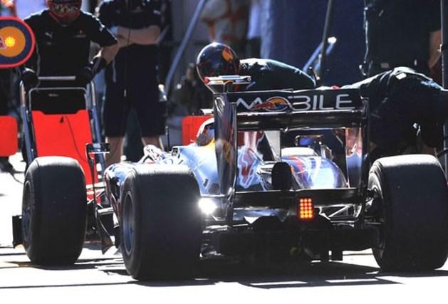 Het geheim van Red Bull: een geblazen diffusor