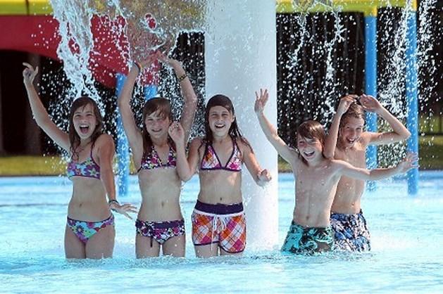 Duizend schoolkinderen mogen gratis zomervakantie inzwemmen