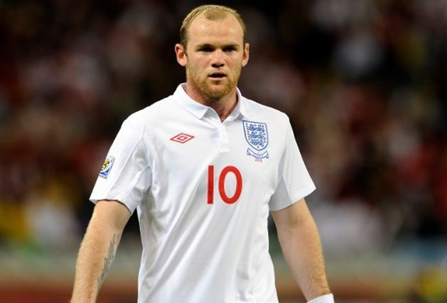 Rooney geraakt fit voor duel tegen Duitsland