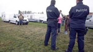 Parket Veurne vervolgt zigeuners die illegaal weiden bezetten niet