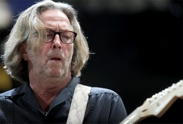 Eerste album Eric Clapton in vijf jaar tijd