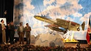 Iran stelt trots nieuw wapen voor