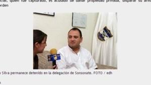 Dronken chef Interpol knalt zich hotelkamer binnen en wordt gearresteerd