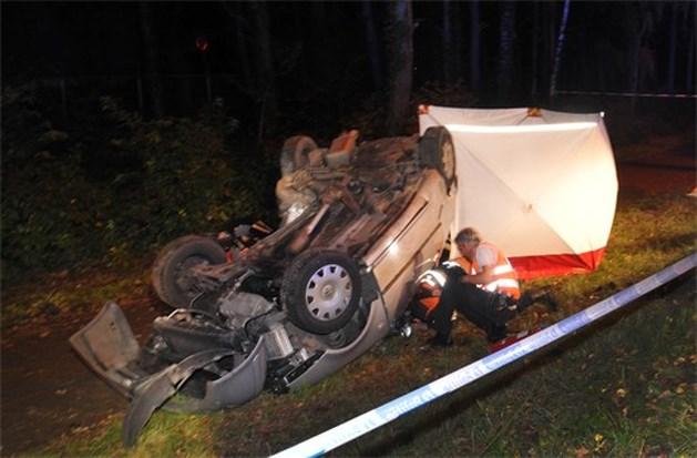 Dodelijk ongeval op Europalaan in Genk