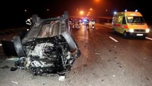 Twee zwaargewonden na ongeval in Zele