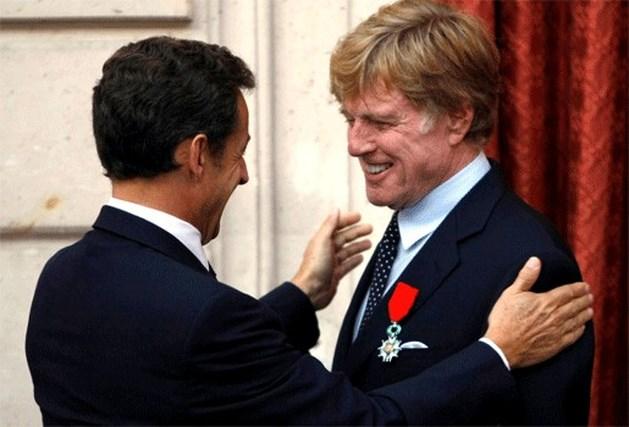 Robert Redford opgenomen in Légion d'honneur