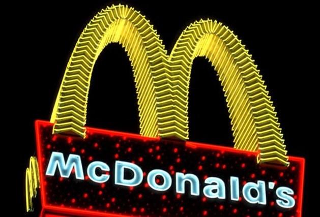 Trouw binnenkort bij McDonalds