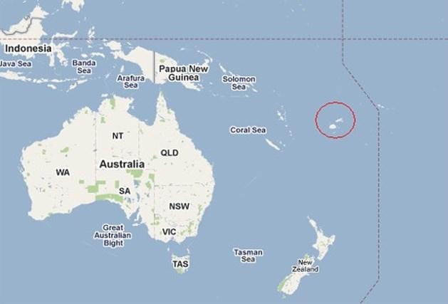 Fiji verspeelt onafhankelijkheidsdocument
