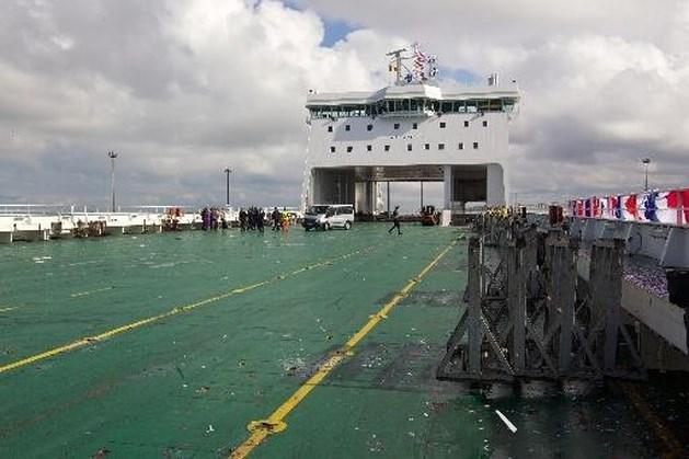 Trafiek in Zeebrugse haven met 15 procent toegenomen