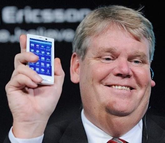 Sony Ericsson boekt winst