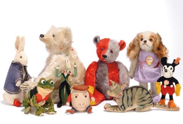 Teddyberen brengen veel op bij Christie's