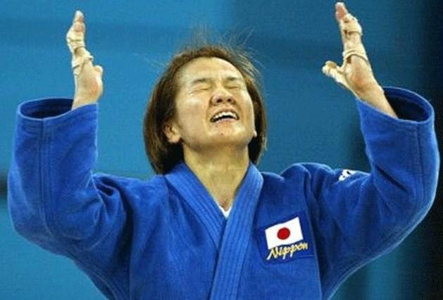 Topjudoka Ryoko Tani zegt tatami vaarwel