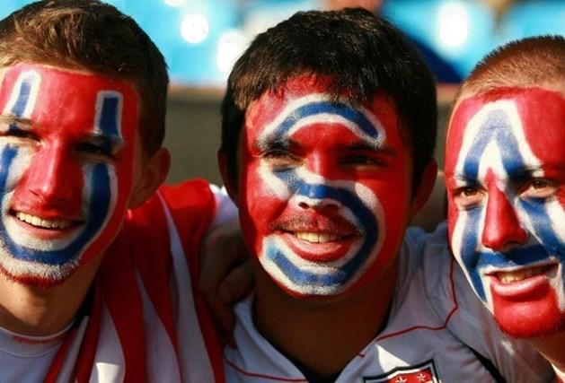 VS niet langer kandidaat voor WK 2018