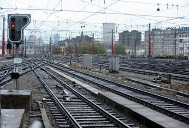 Thalys en Eurostar rijden maandag niet