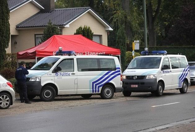 Dodelijk ongeval op Hasseltse Dreef